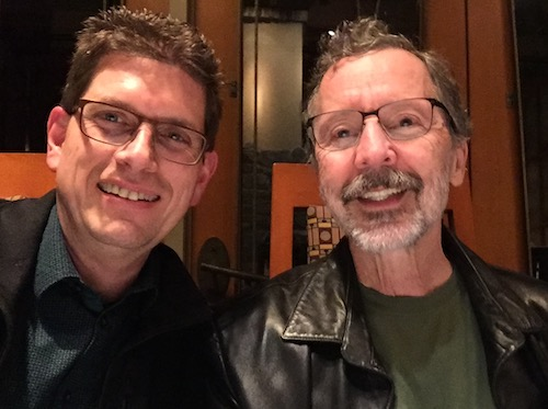 Ed Catmull and Jason Cox